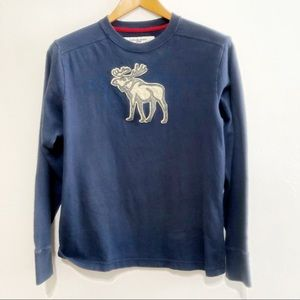 Abercrombie & Fitch Long Sleeve Shirt L